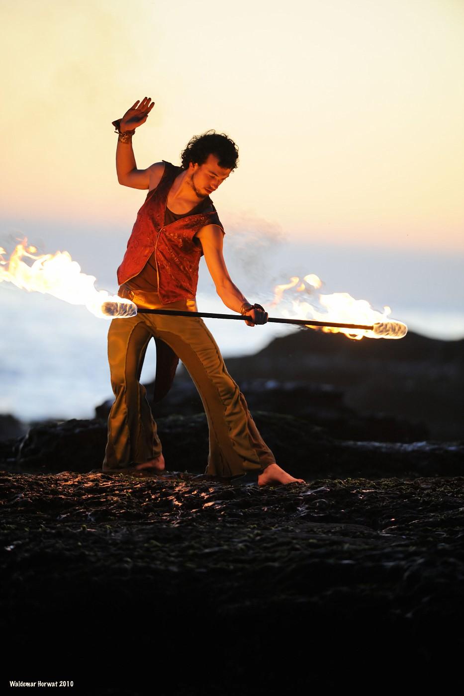 Beach Staff Dance