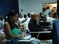 Jacky Ambroise tres attentif au debat