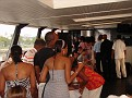 Guests boarding