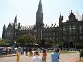 Georgetown University @ Washington DC.
