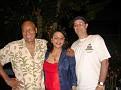 Manny, Rachel, Francois