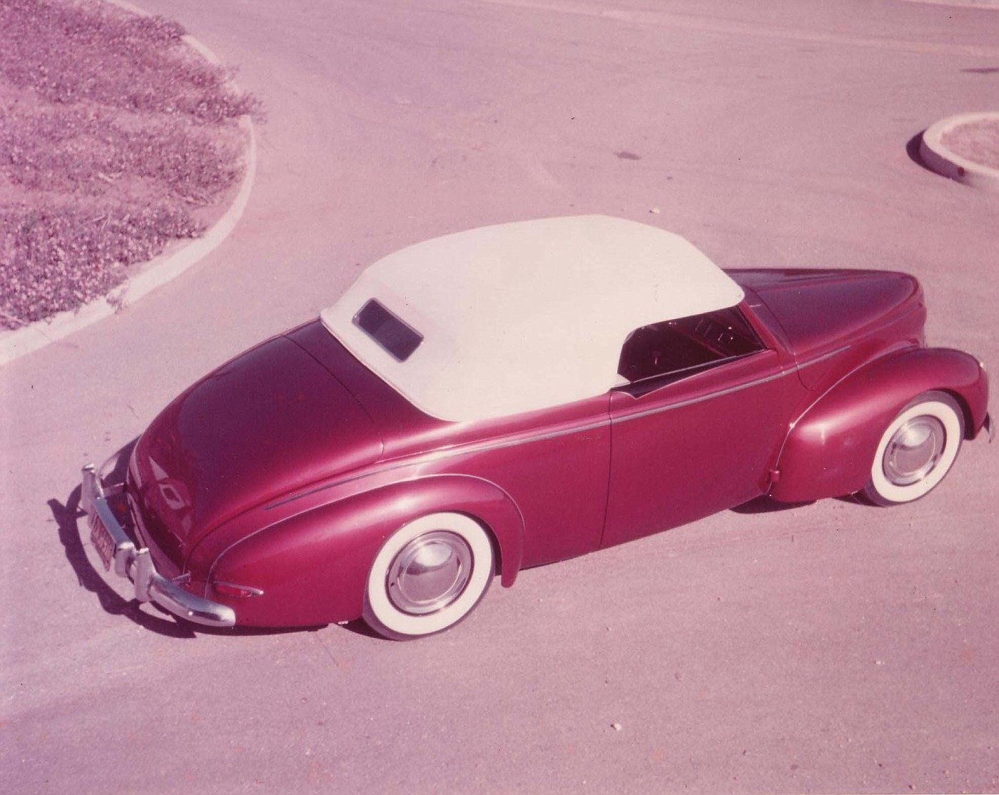 history custom car builder spotlight valley customs the h a m b the wonderfull background was a favourite of valley customs a lot of theire customs where photographed on this spot bumpers where 47 chevy units and