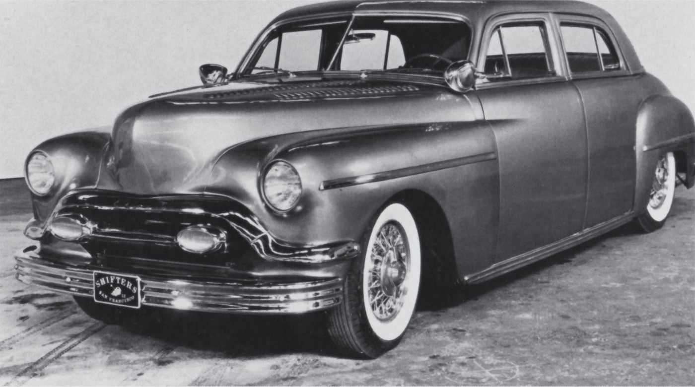 Photo leroy french 49 plymouth 01 leroy french 1949 for 1949 plymouth 4 door