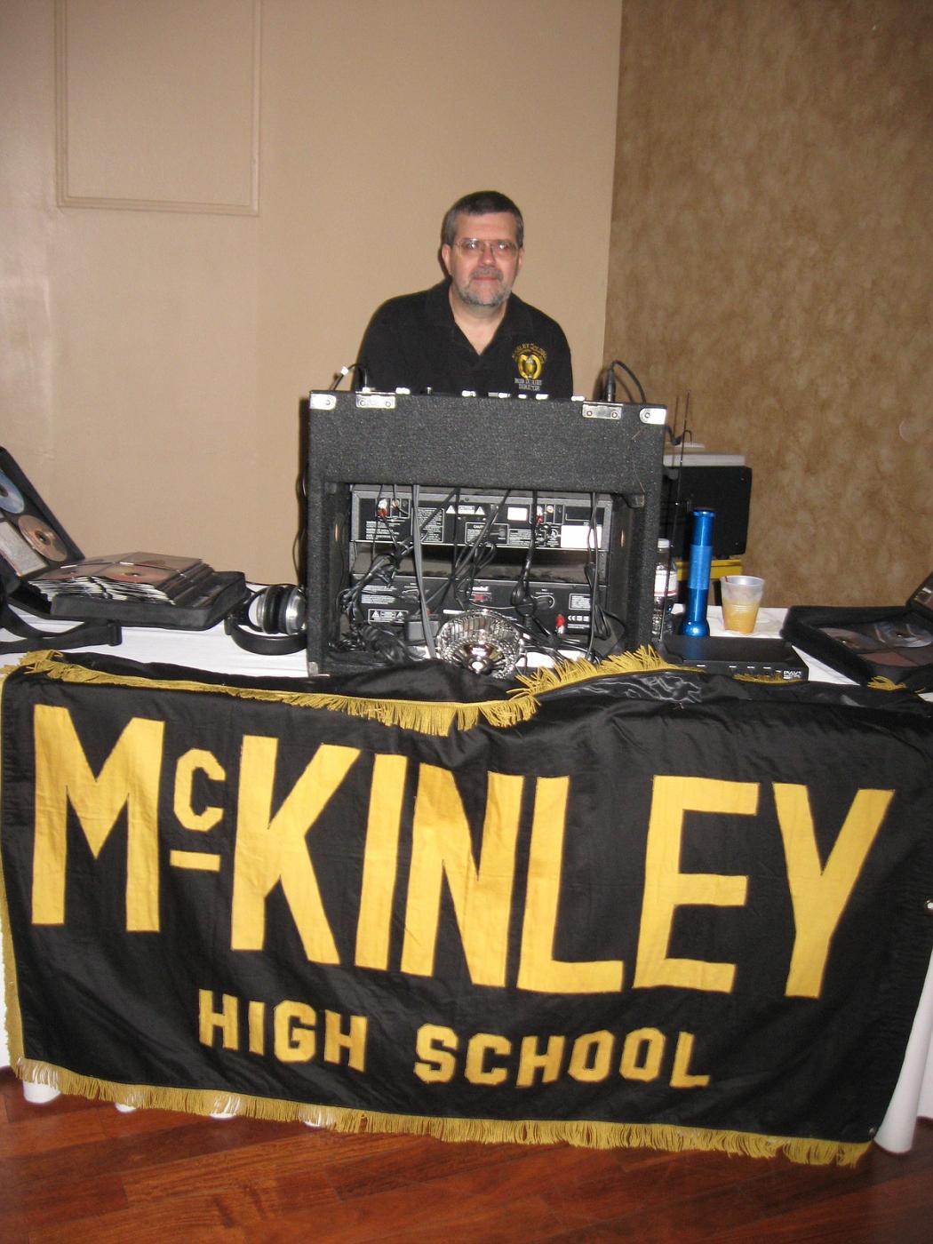 Bob Dorries, DJ