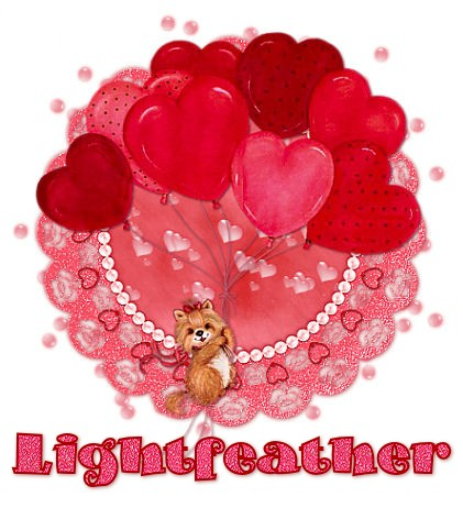 lightfeather FloatingOnLove