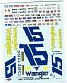 1982-83 Dale Earnhardt WW75 355