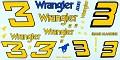 1981 or 1984 Dale Earnhardt Wrangler JNJ #140 690