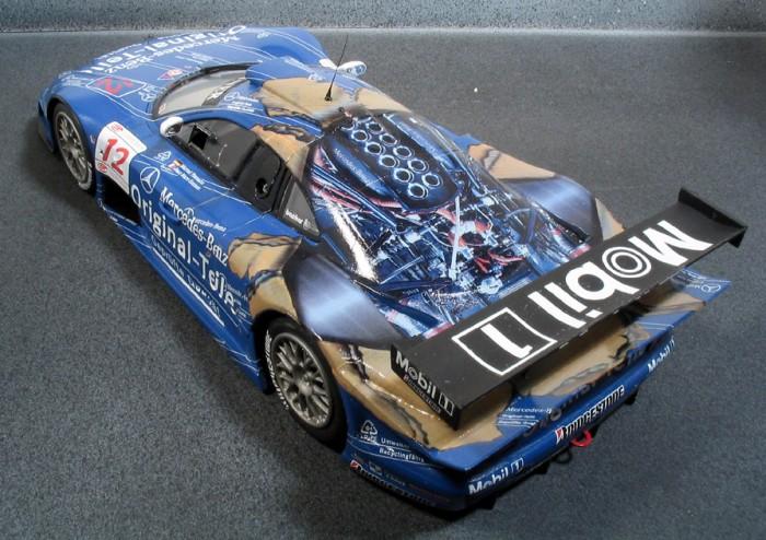 Mercedes CLK GTR LR high
