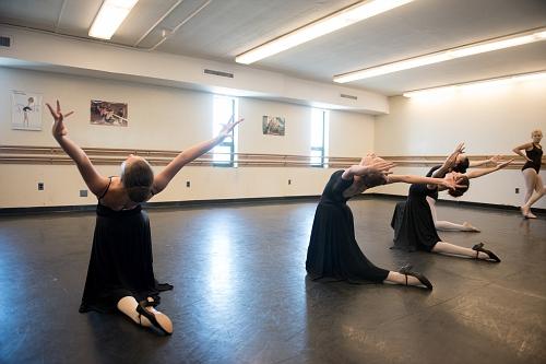 Brighton Ballet Practice DG-171