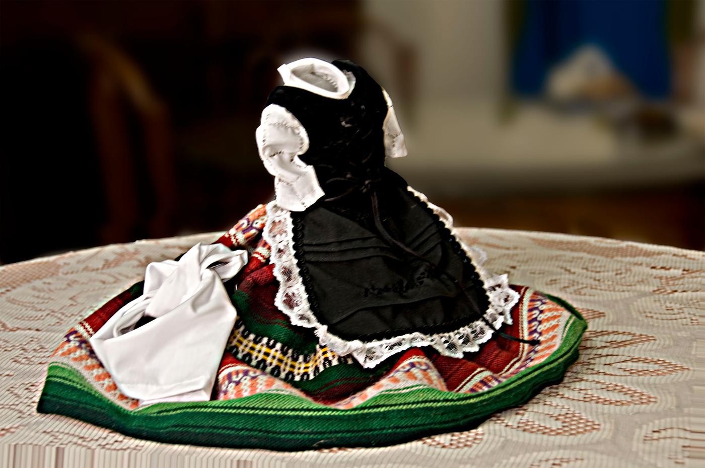 Vestido 3445 Teresa de Cofrentes (Valencia)