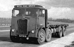 NAT309    Albion HD57L   no. DG4 of Bradford depot