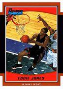 2002-03 Bowman Signature Eddie Jones (1)