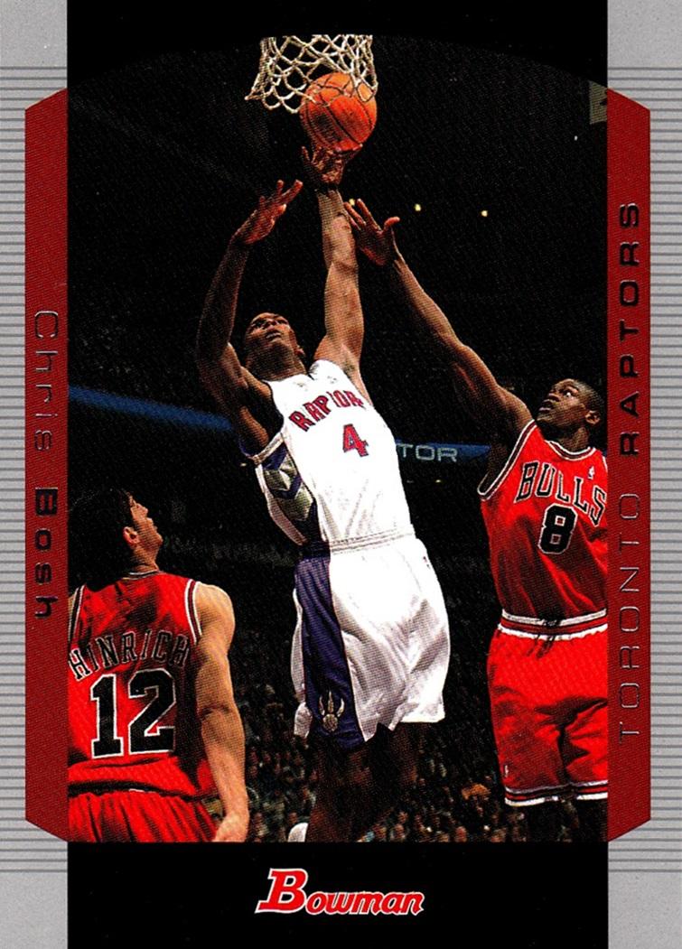 2004-05 Bowman #038 (1)