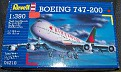 Boeing 747-200 Air Canada