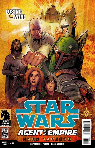 Agent of the Empire Hard Targets #5