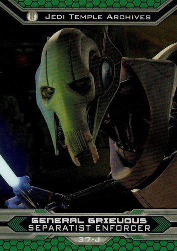 Chrome Perspectives Jedi vs  Sith #37J (1)