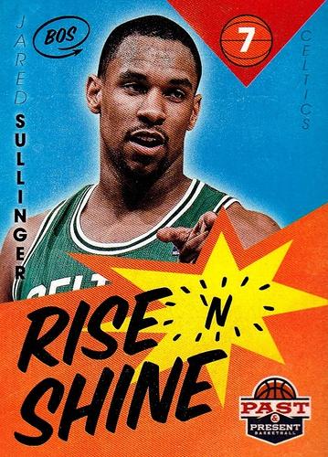 2012-13 Past & Present Rise 'N Shine #100 (1)