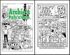 1991 Archie Law Enforcement Archie's Pals & Gals #222
