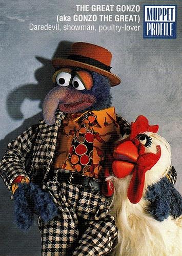 1993 Cardz Muppets #28 (1)