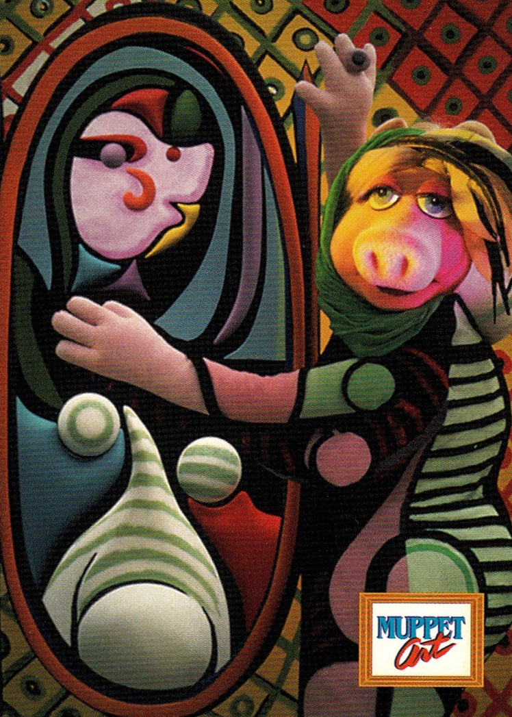 1993 Cardz Muppets #39 (1)