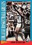 1992 Kellogg's Raisin Bran College Basketball Greats #08 (1)