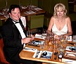 Ruby Blue Dinner - Tom and Leslie Skillman
