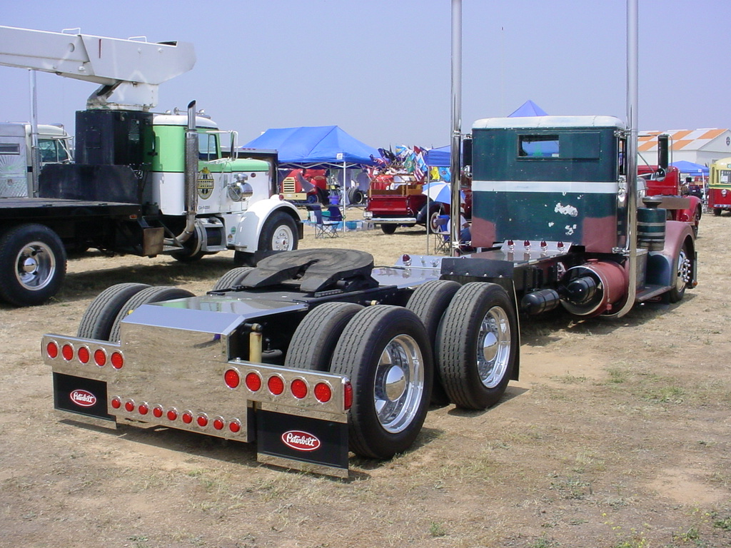 Photo: 1956 Peterbilt 280   2nd Annual Workhorses and