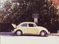 1968 VW Bug somewhere in Oregon.