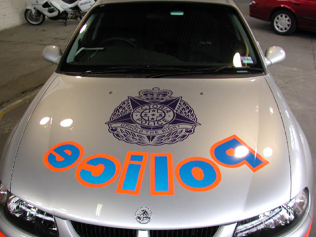 Australia - Victoria Police, Highway Patrol, Melbourne