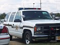 IL - Boone County Sheriff Chevy Tahoe