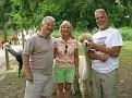 Visiting a nearby Alpaca Farm in Green Creek, Nj!!!