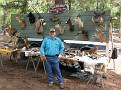 Bob Eisele's Taxidermy Setup.