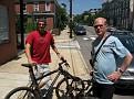 Bike Riding with Gary Jr  and Peter Molenaar in Philadelphia July 14-2008 (6)