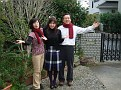 Chisako, Hiromi and Minato!!!  Great Pose!!!  '-)))