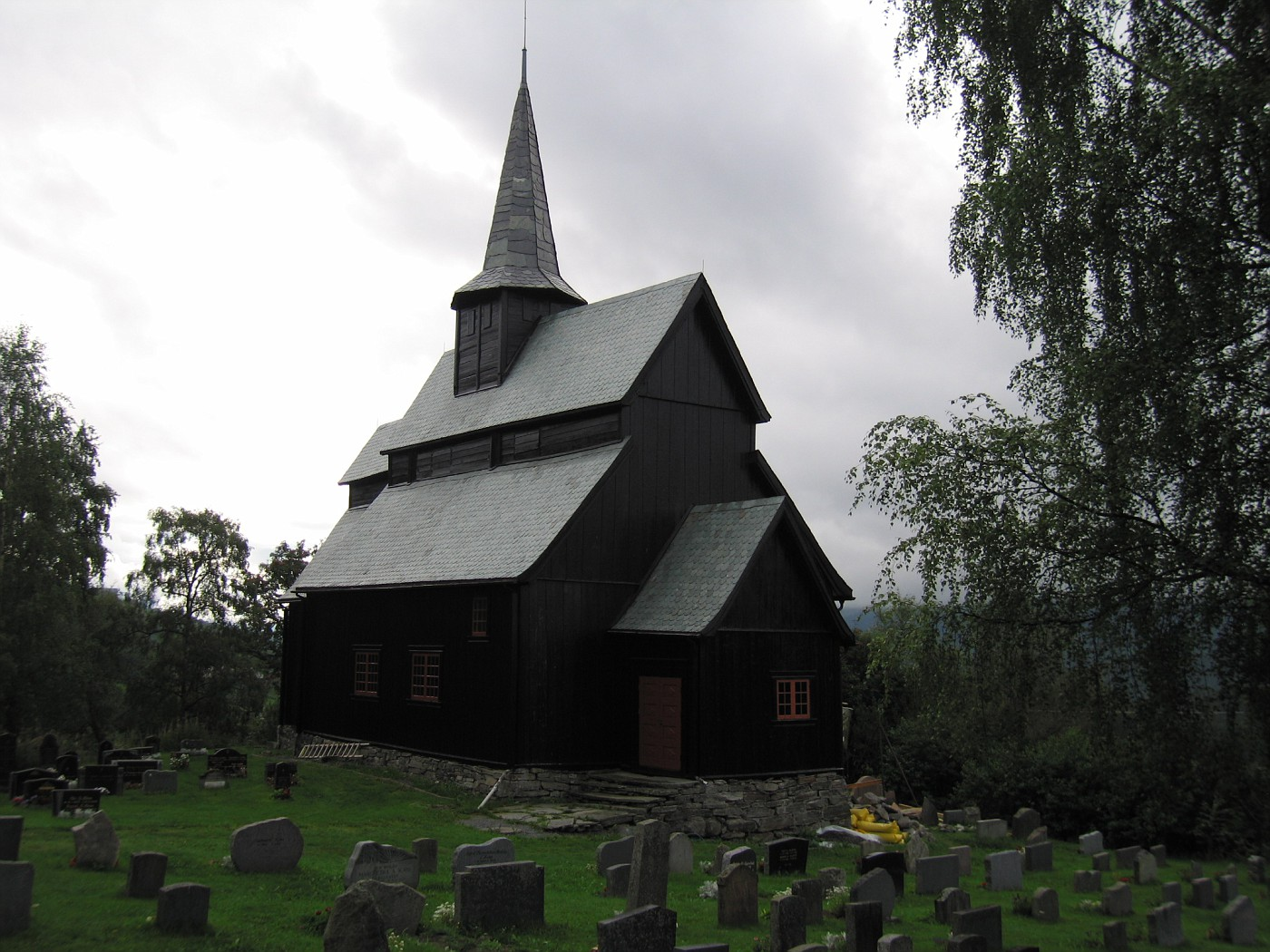 Photo: IMG 3749 Høre Stave Church | 2006-08-7 Urnes to Kaupanger ...