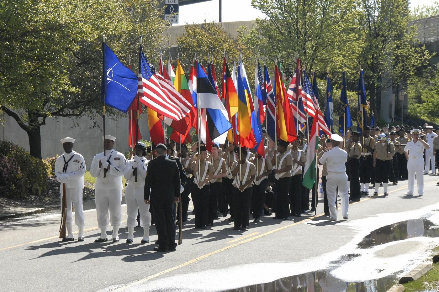 NATO Parade 2014 061