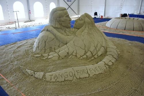 Sand Sculptures 2015 136
