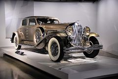 01 1933 Duesenberg Model SJ Arlington Torpedo Sedan by Rollston DSC 5943