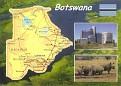 01- Map of Bostwana