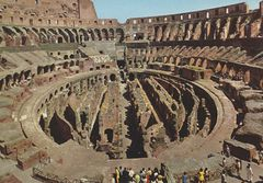 Italy - ROMA COLISEUM