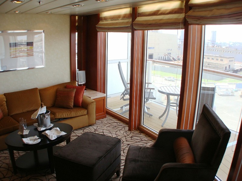Spotlight On: Royal Suite on Celebrity Cruises - MY ...