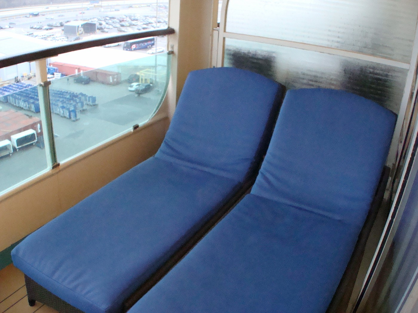8522 Owners Suite balcony