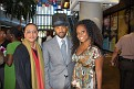 Rachel Moscoso Denis, Wyclef Jean's sister Melcky Sedeck and husband.
