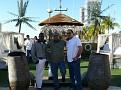 Tour of the Tiki Beach Boat
