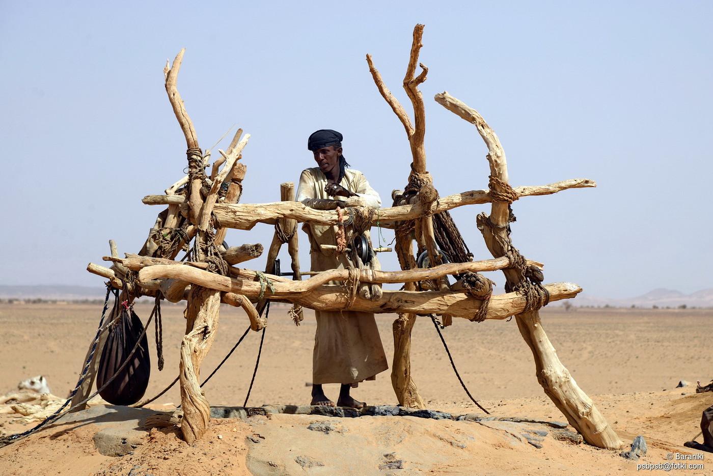 Studnia na pustyni