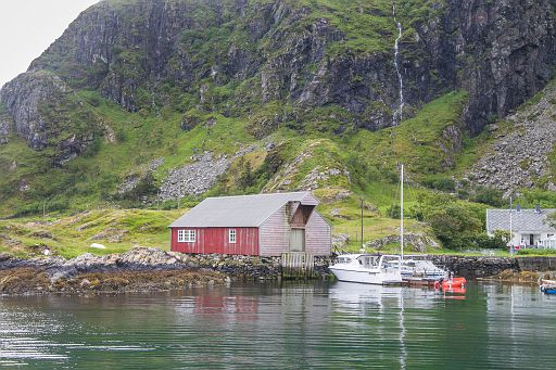 Typical Norwegian setup