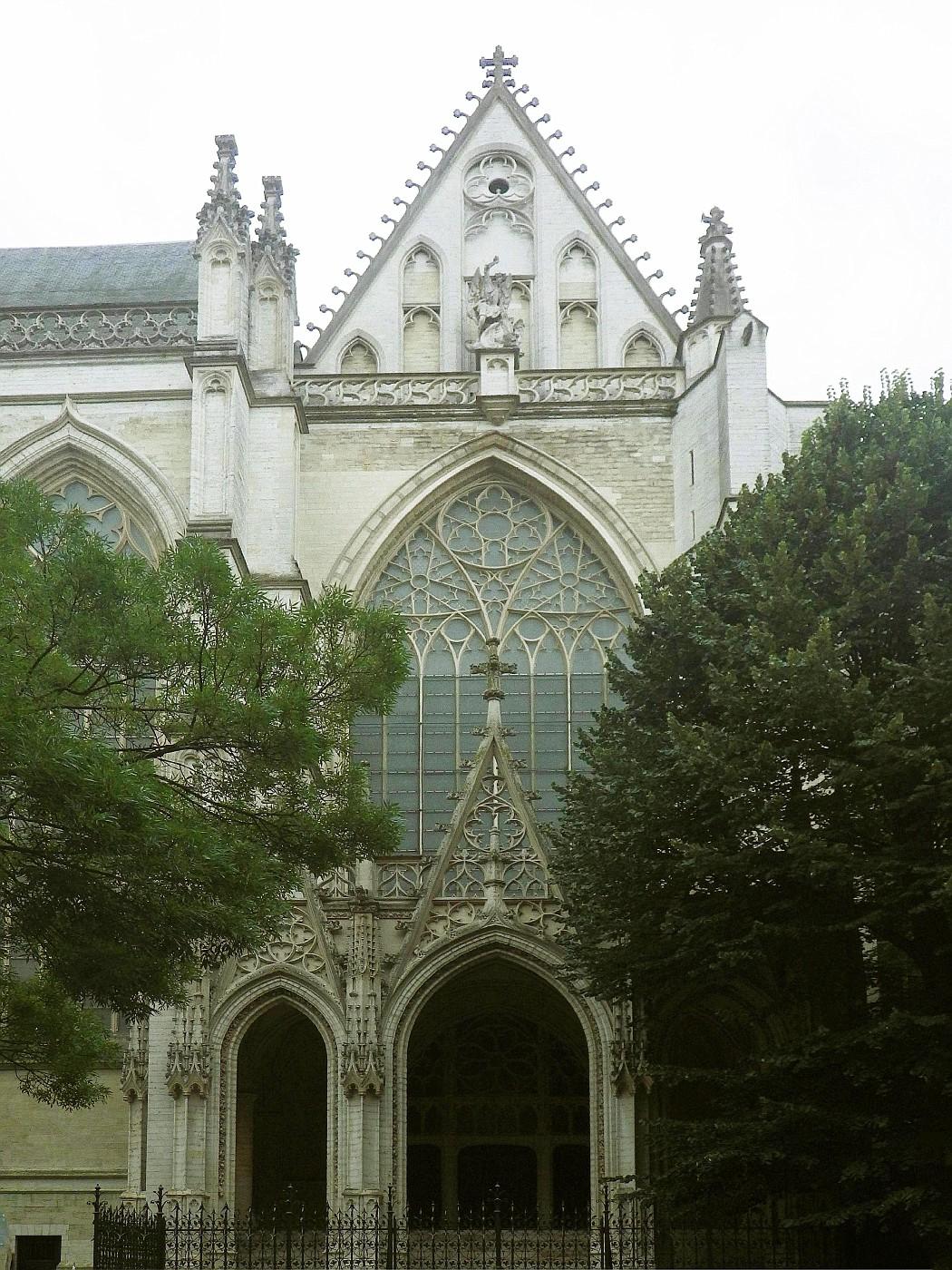 Cathédrale Saint Michel et Gudule