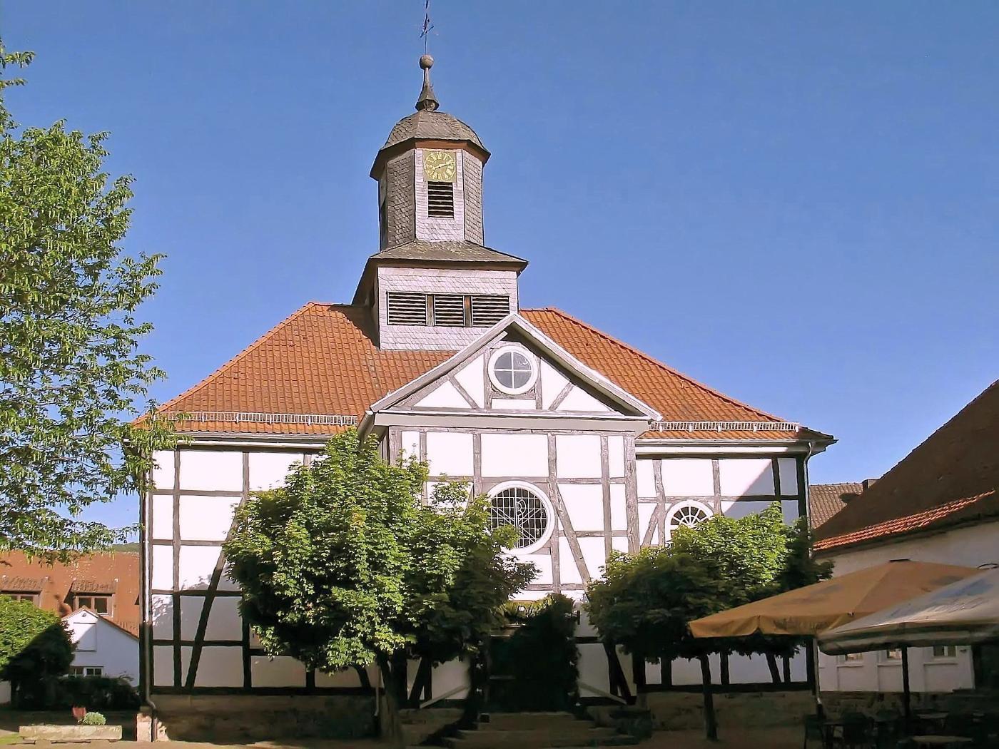 Christuskirche Gieselwerder