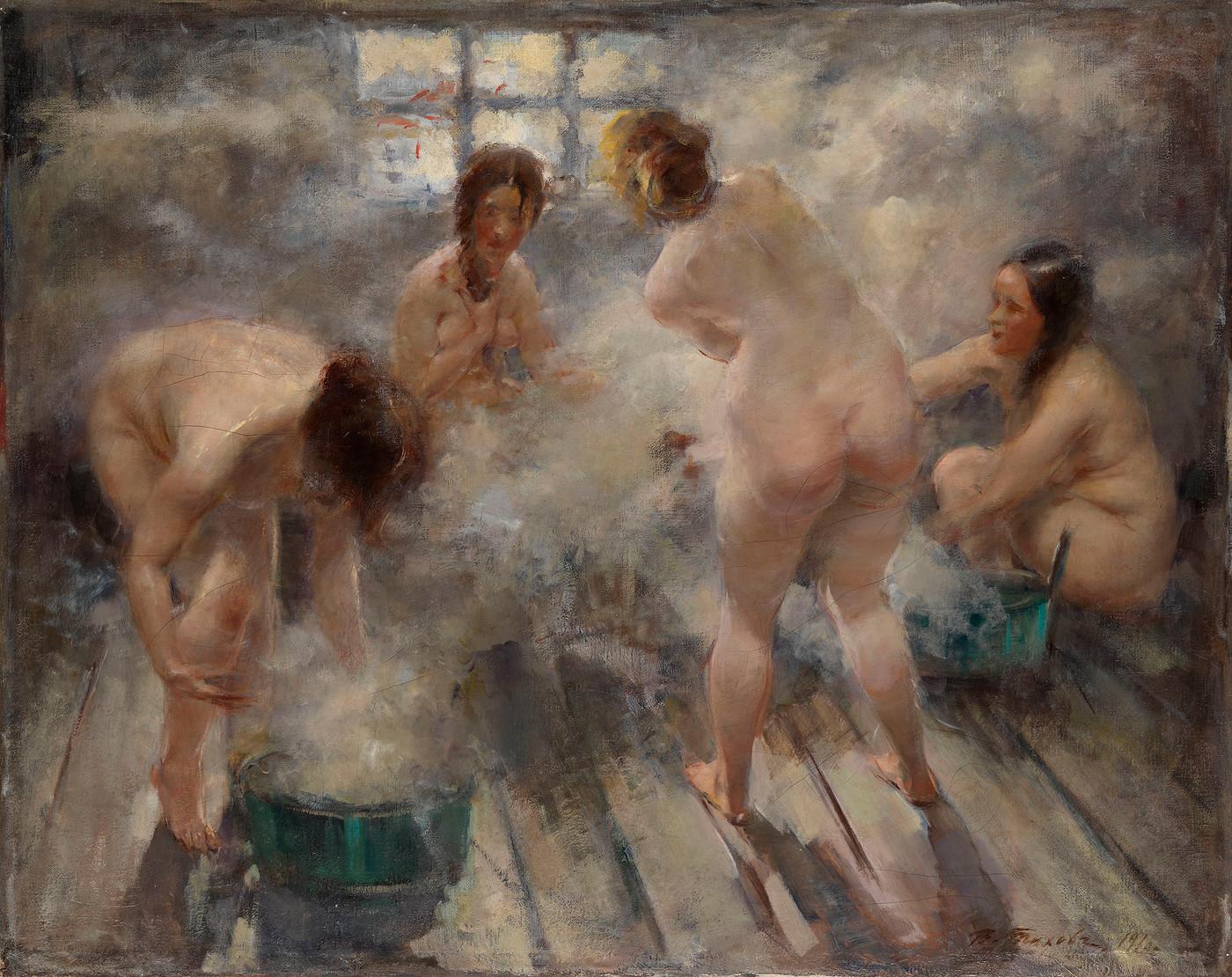 Эротика в советском искусстве 9 фотография