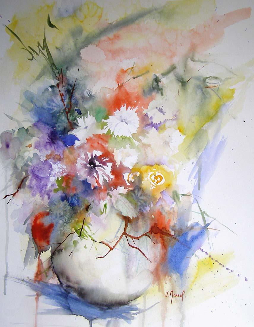 "Картинки по запросу ""bouquet aquarelle"""""